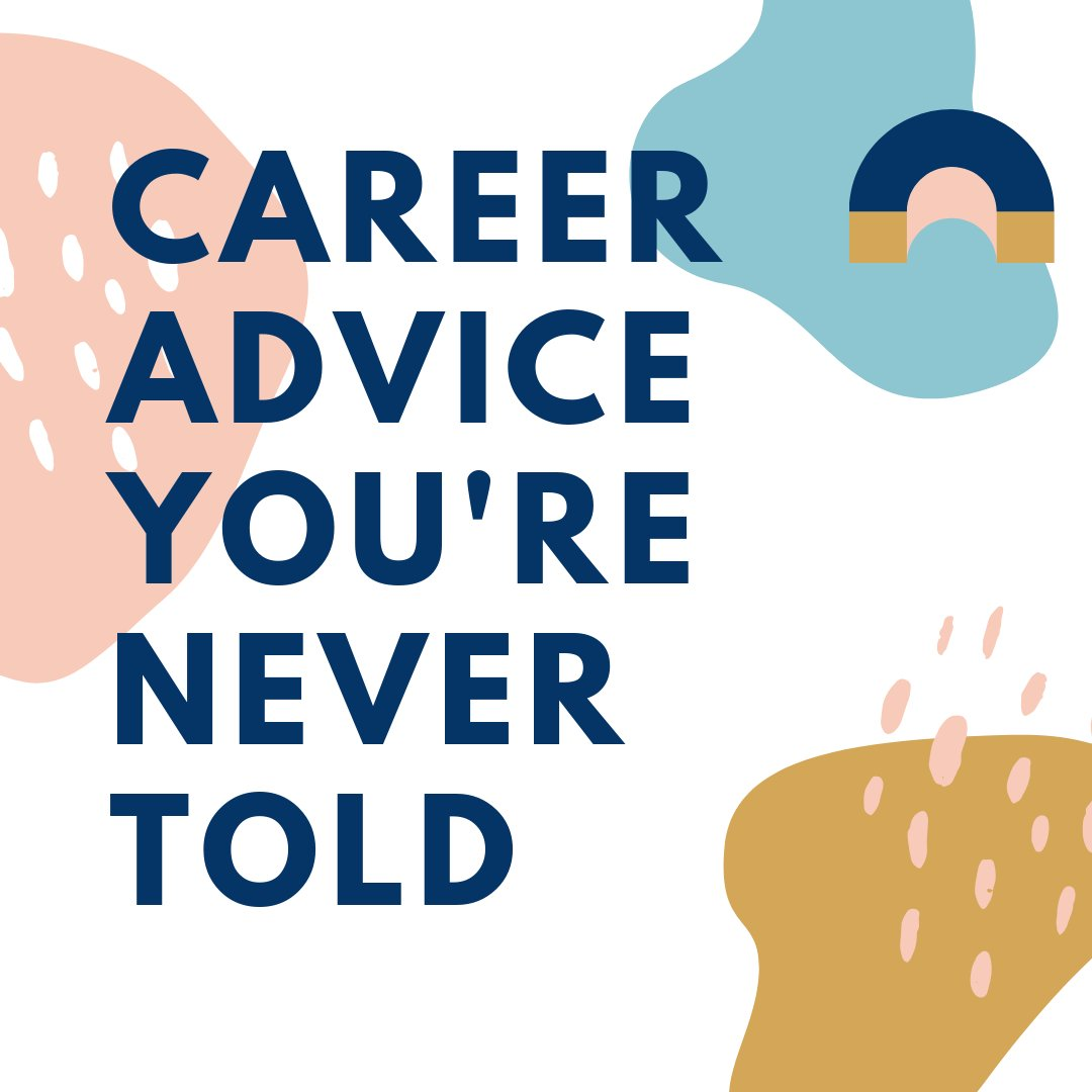 What career tips have you not been told but may find useful? Check out this article!  http:// ow.ly/xqCR50xsKMl      #HireACane #GoalDiggin <br>http://pic.twitter.com/LHF9dBuekY