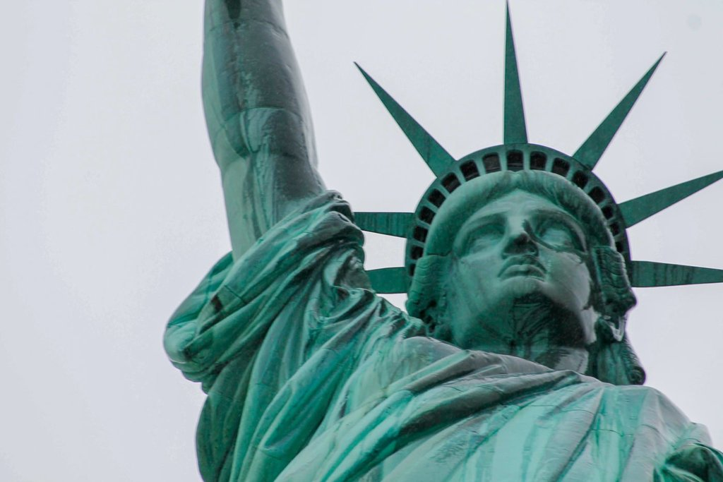 Did you know that when you visit the Statue of Liberty, you're visiting a National Park?Read more 👉https://lttr.ai/LEpY #StatueOfLiberty #UnitedStates