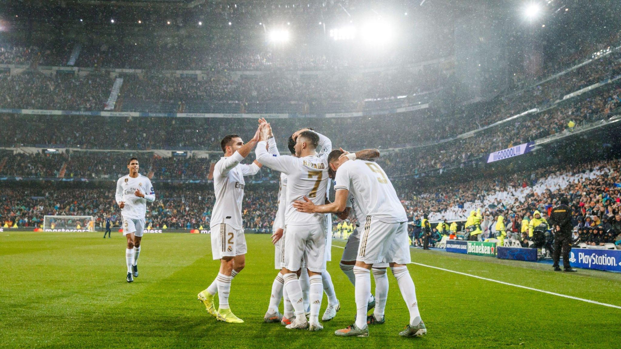 "Infinite Madrid в Твиттере: ""🗓 The Champions League last-16"