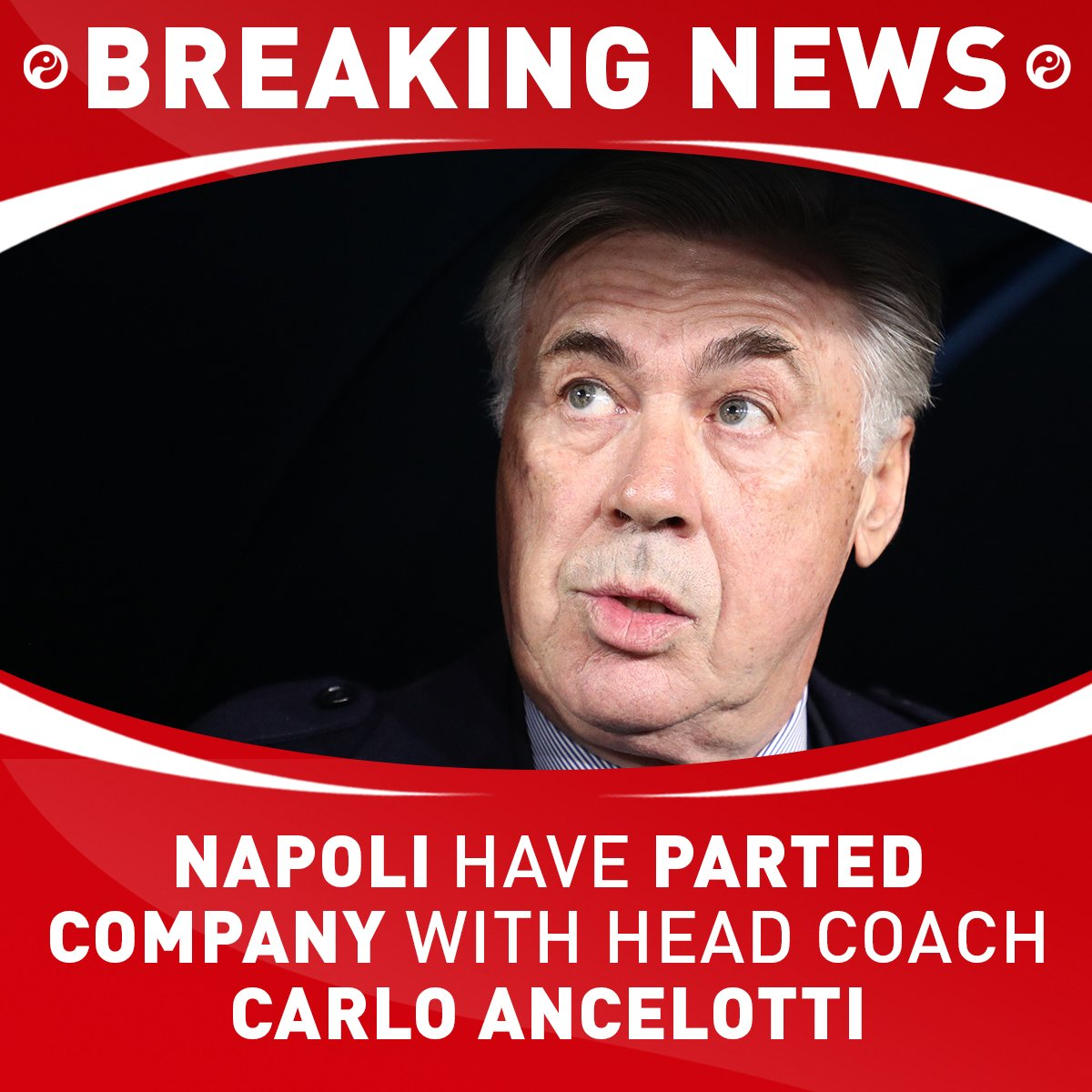 Carlo Ancelotti is the only manager in #UCL history to guide a club from each of Europe's top five leagues to the knock-out stages: 🏴 Chelsea 🇫🇷 PSG 🇩🇪 Bayern Munich 🇪🇸 Real Madrid 🇮🇹 AC Milan, Napoli Now he's done it with two Italian clubs. *mic drop*