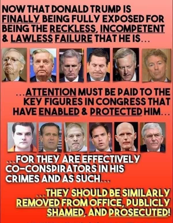 #Impeach45Now #HesAWholeCriminal #HesNotMyPresident #Dump45 #TickTockMuthafuka #TimesUp #LockHimUp https://t.co/fPalaqah8j