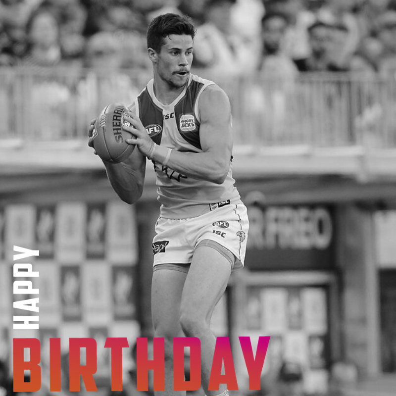 A big happy birthday to Liam Duggan! We hope you have a great day Duggo 🎉