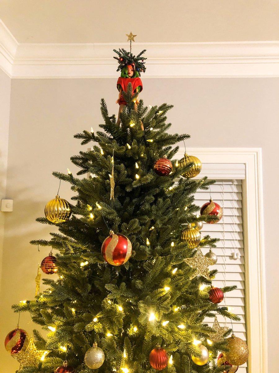 Giuseppe Anthony On Twitter The Only Star On My Christmas Tree Lady Gaga Ladygaga Doll Pinkunicorn99
