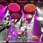 Image for the Tweet beginning: KISS Kicks Off Japanese Tour