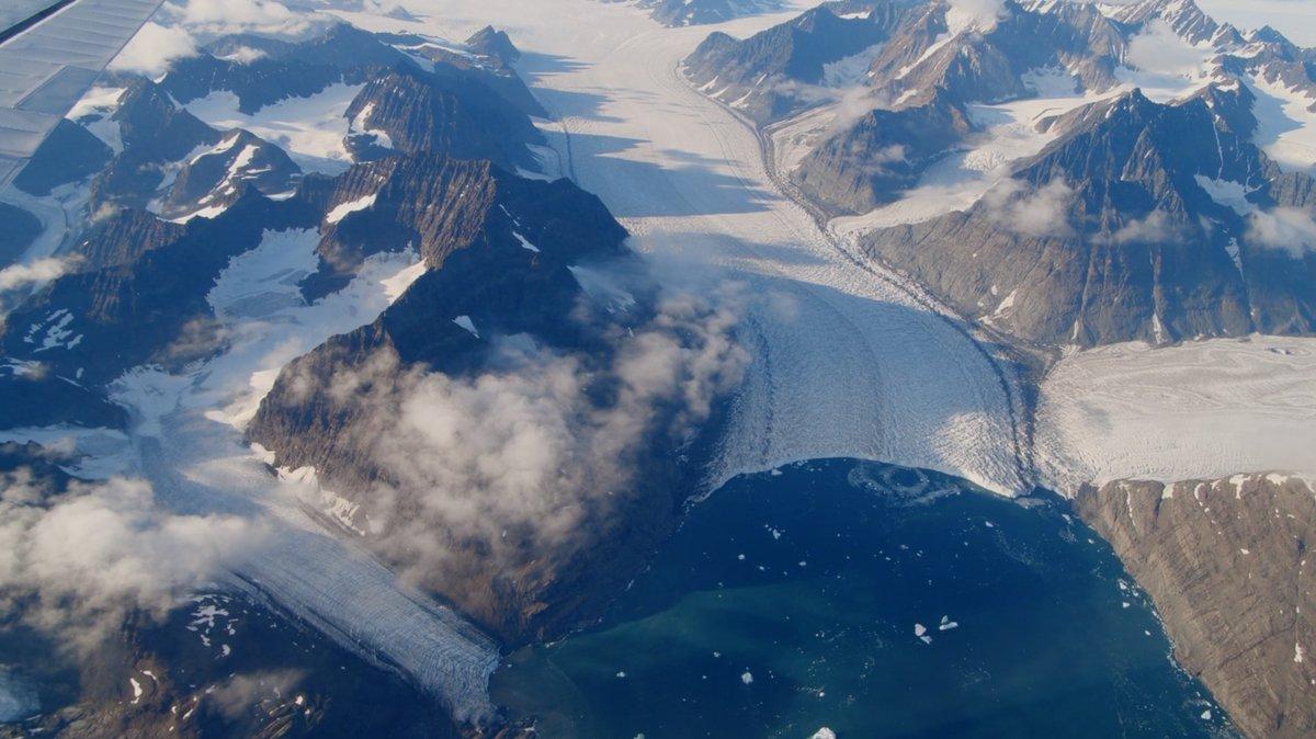 Greenland's rapid melt will mean more flooding. go.nasa.gov/2sj1HQM