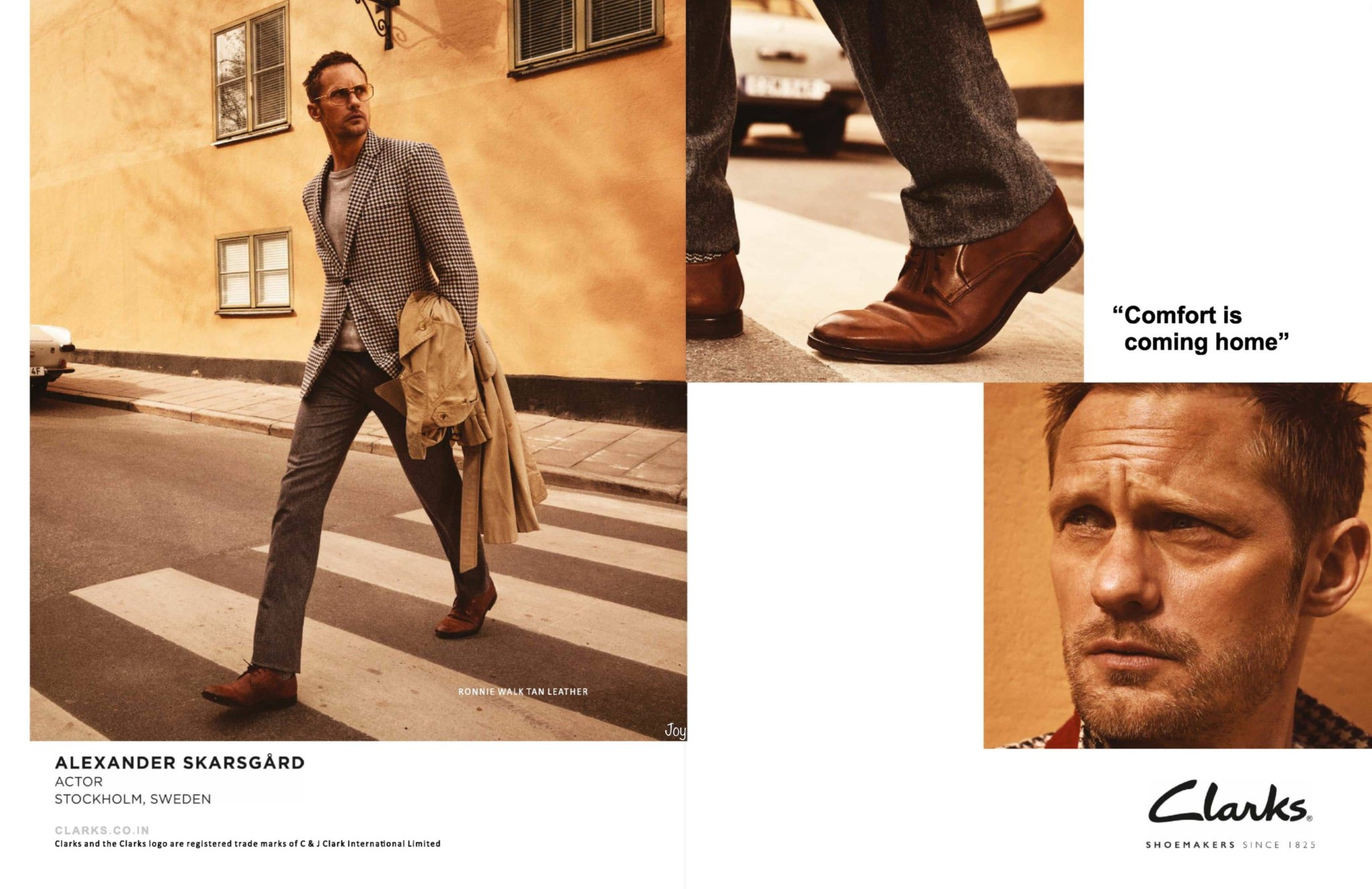 Alexanderskarsgard Archive On Twitter New Version Of The Clarksshoes Fall Winter 2019 Campaign Ads Of Alexander Skarsgard In The December 2019 Issue Of Gqindia Photos By Mikael Jansson Clarks Ronniewalk Alexanderskarsgard Https T Co