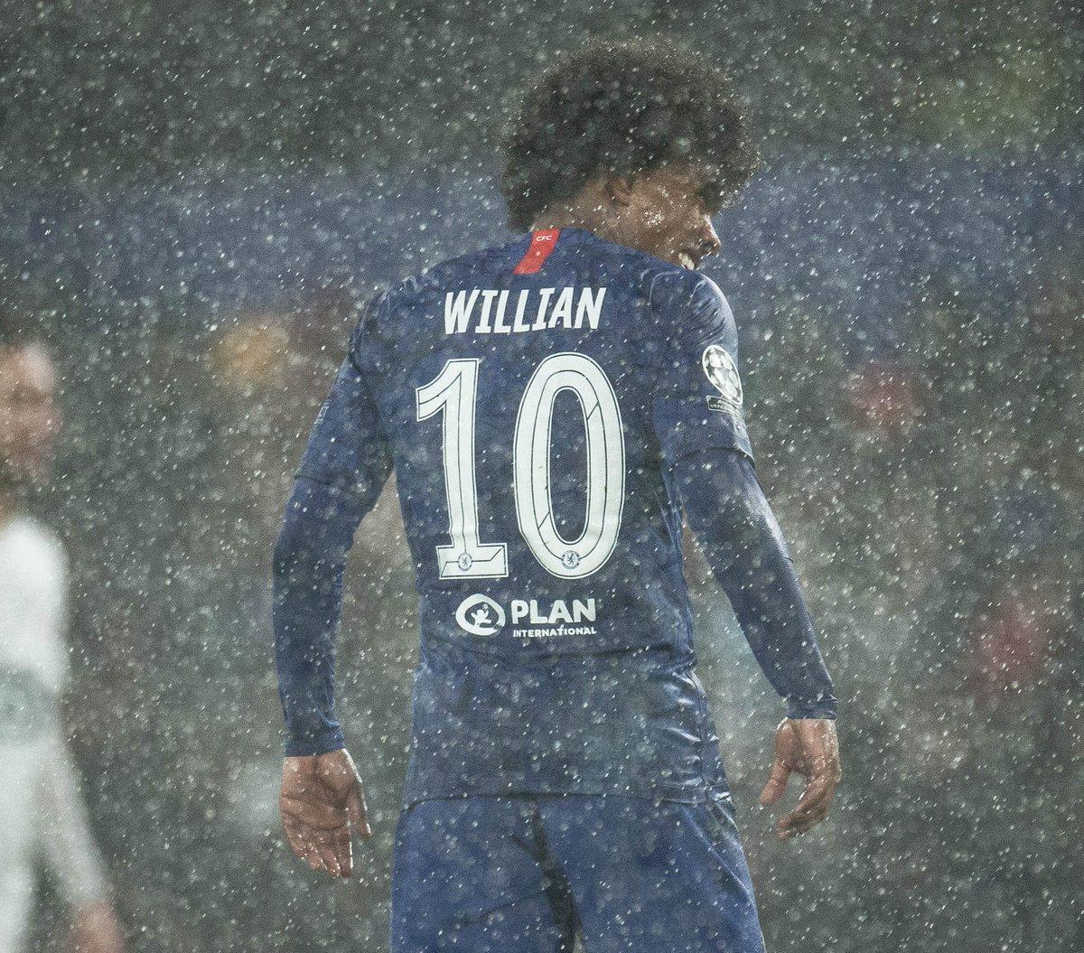 Willian @willianborges88