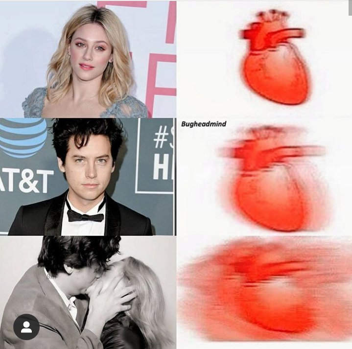 Lili and cole Forever @lilireinhart @colesprouse https://t.co/dFRyr5dy5z