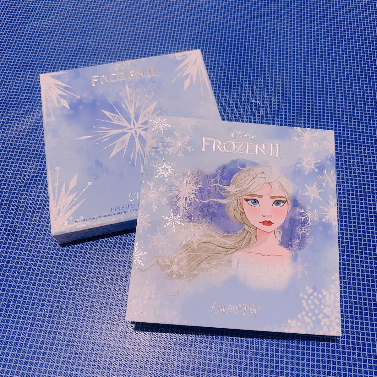 ajdjfJSKFKTLE SHE'S HEREEE she's so gorgeous i can't wait to plaY 🥺💕 #frozen2 #frozen2andcolourpop