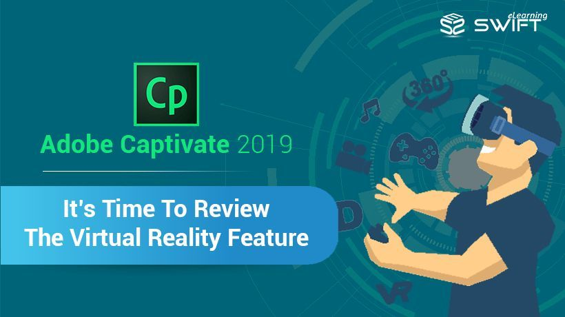 Virtual Reality feature in Adobe Captivate 2019: Creating immersive learning experiences with 360 degree virtual reality.#adobecaptivate2019 #virtualreality #vr #captivate2019 #immersivelearning #360degreelearninghttps://buff.ly/2PtkKA8