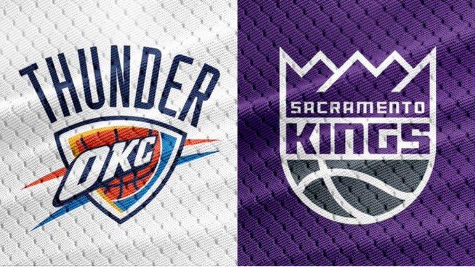 【NBA直播】2019.12.12 11:00-雷霆 VS 國王 Oklahoma City Thunder VS Sacramento Kings LIVE