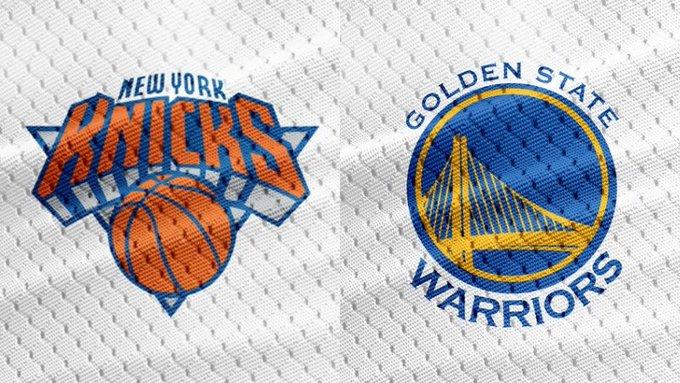 【NBA直播】2019.12.12 11:30-尼克 VS 勇士 New York Knicks VS Golden State Warriors LIVE