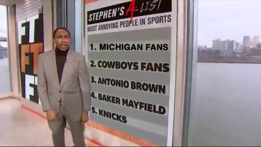 Stephen A. speaks the truth 🙌
