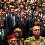 """Image for the Tweet beginning: Cumhurbaşkanımız @RTErdogan'ın teşrifleriyle düzenlenen """"Sürgünün"""