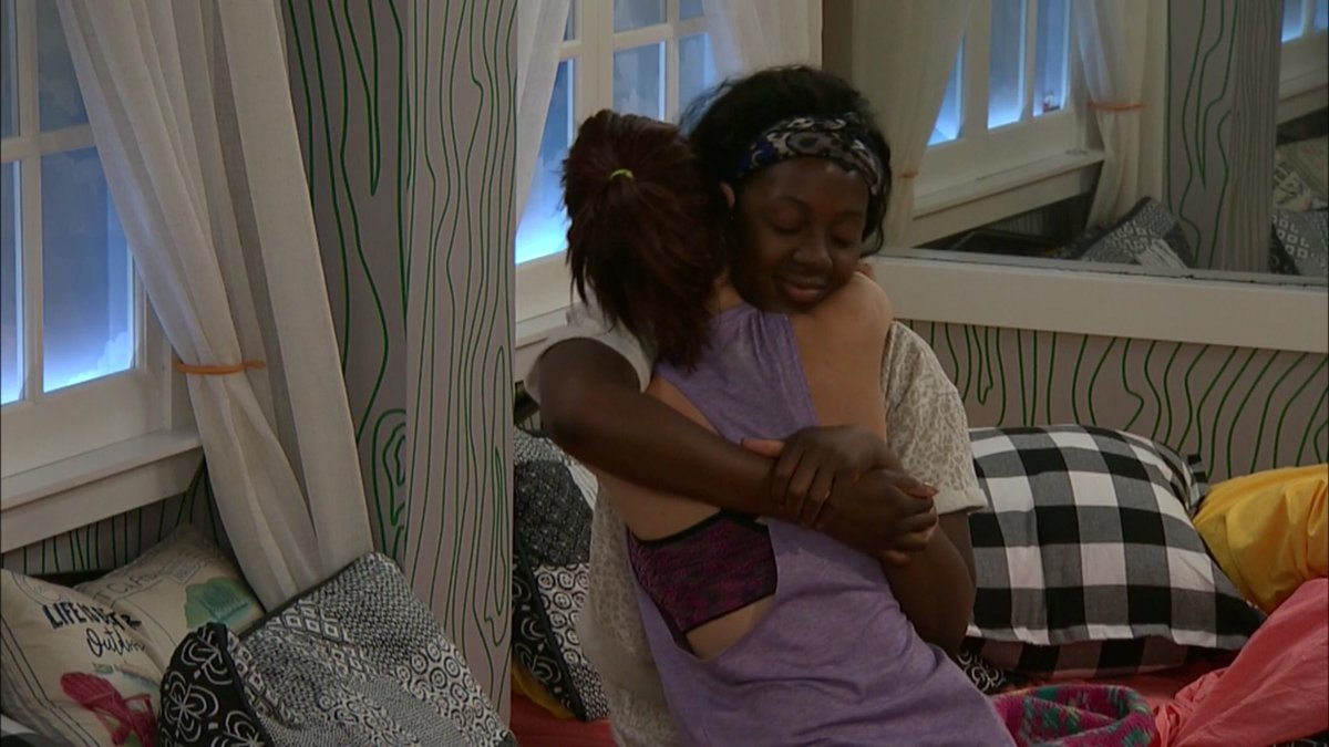 Just know, If I shade #BB21 it never includes Nicole or Kemi! <br>http://pic.twitter.com/p4Ic4HT1uF