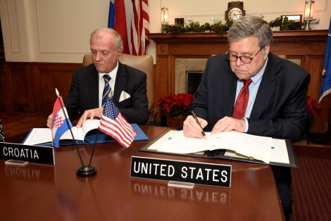 United States and Croatia Sign Bilateral Agreements Enhancing Law Enforcement Cooperation https://www.justice.gov/opa/pr/united-states-and-croatia-sign-bilateral-agreements-enhancing-law-enforcement-cooperation …