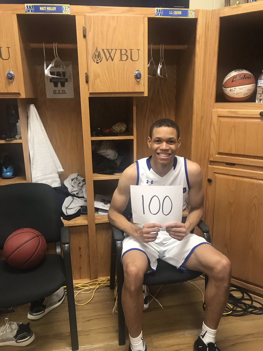 CBB Player Scored 100 Pts 💯