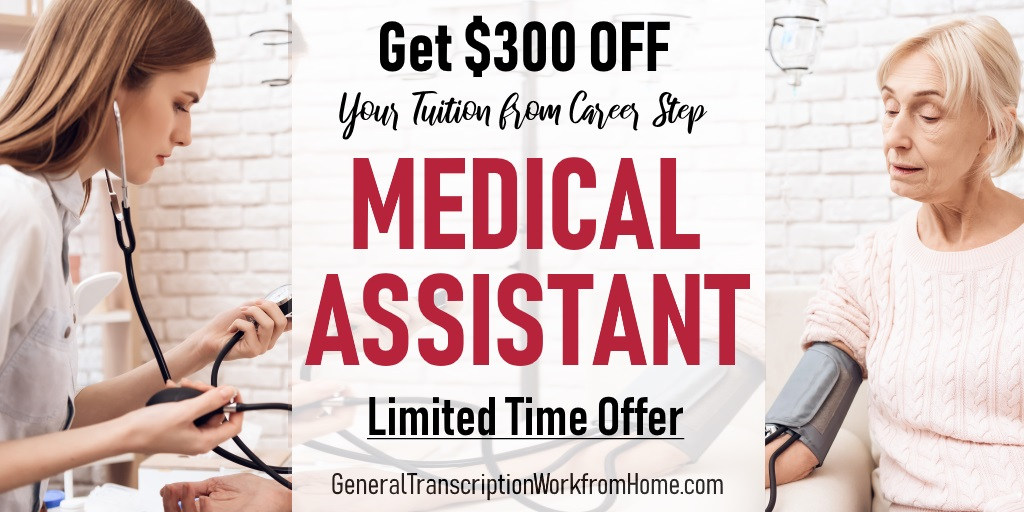 $300 off. Train for a Career as a Medical Assistant. Ends on 12/10 https://bit.ly/2BGddaR #medicalassistant #medicalcareers #healthcare #careers  #af