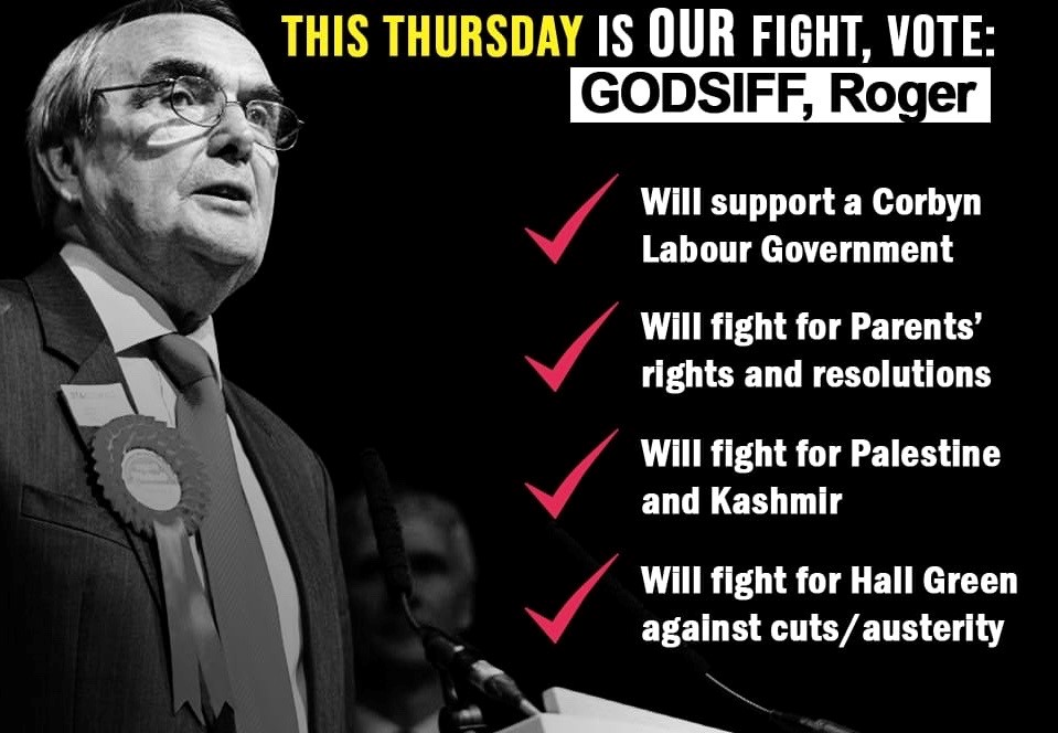 I am standing as an independent labour candidate who will think for himself; stick by his principles; and is prepared to listen to all sides of an argument before making a decision. #Vote4 #Roger4You https://t.co/JmRUNtbhke