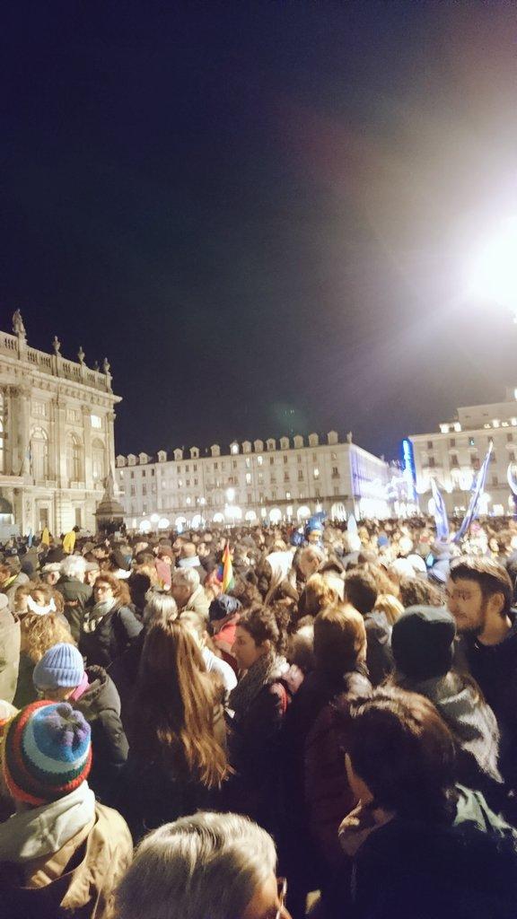 #TorinoNonSiLega