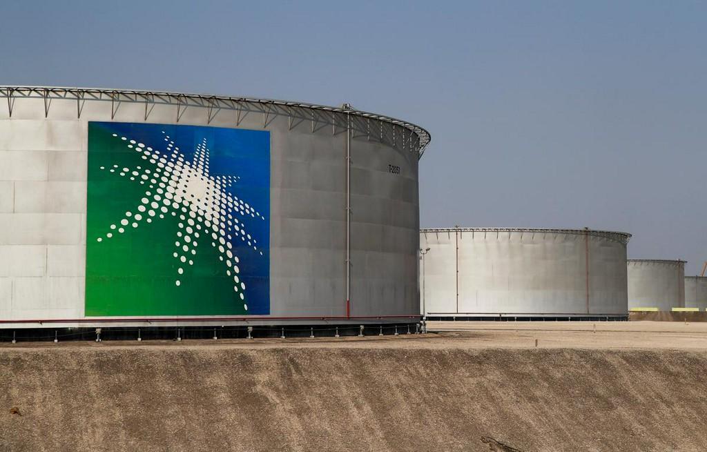 @Reuters's photo on Saudi Aramco