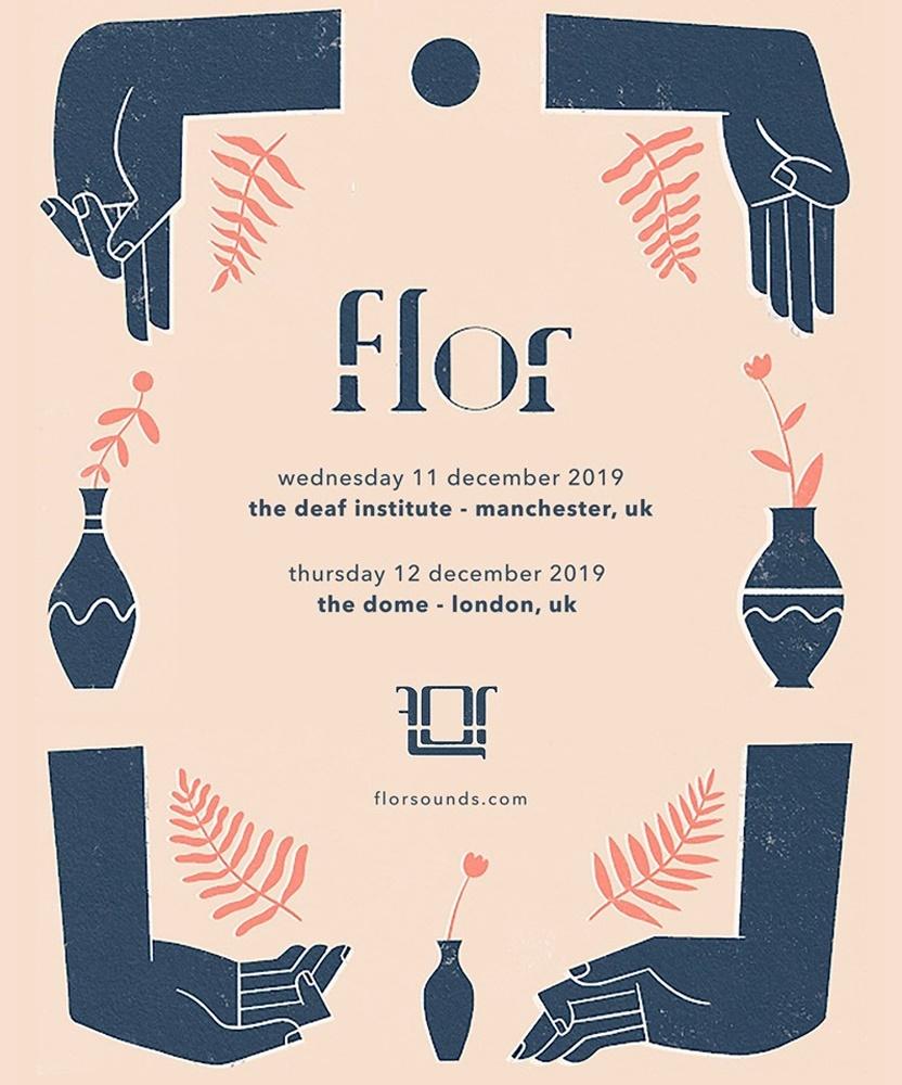 GIG OF THE DAY: @flor at @deafinstitute in Manchester. Details: https://www.gigseekr.com/event/c467 #GOTD #LiveMusic