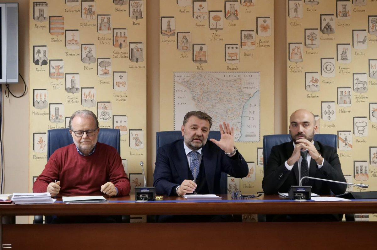 In terza Commissione, audizione di Vincenzo Lapenn...