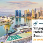 Registration is open for the Singapore Mobility Summit 2020 on 26 March! Join us in the multi-cultural metropolis of Singapore for a full day of exploring smart solutions. Corporate HR are invited to attend with a complimentary registration: https://t.co/t676wCXBKQ