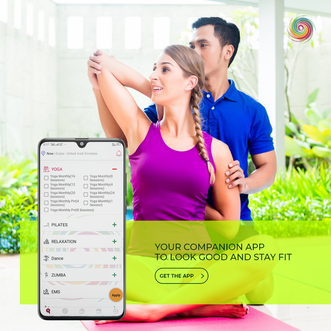 Your Companion app to Look Good and Stay Fit.   https://go.onelink.me/Ow4S/beuticspost  …  #beutics  #stayfit  #app  #companion   #YourSmartfitness  #health   #dubai  #onlineservices  #localondemand