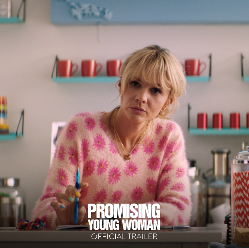 Payback never looked so promising. 💋 In theaters April 2020. #PromisingYoungWoman