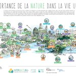 Image for the Tweet beginning: L'importance de la Nature dans