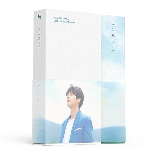 [Malaysia GO] INFINITE NAM WOOHYUN - Nam Woo Hyun 2019 2nd Solo Concert [식목일 2] DVD Release date: 4.1.2020 Price: RM195 incl. Postage DM me #INFINITE #INSPIRIT #WOOHYUN #NAMWOOHYUN  #MALAYSIAGROUPORDER #MYGO #MALAYSIA #GROUPORDER #SAYAJUAL