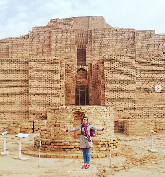 The ruins of the holy city of the Kingdom of Elam, surrounded by three huge concentric walls, are found at Tchogha Zanbil. Founded c. 1250 B.C., the city remained unfinished after it was invaded by Ashurbanipal http://www.irgotrip.com  @irgotrips  #iran #asia #traveliran #travelpic.twitter.com/uErgzAwqtb