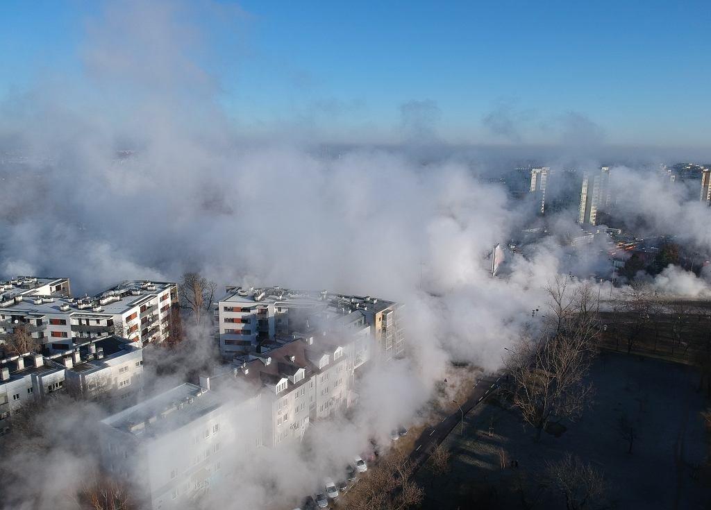 stoomwolken