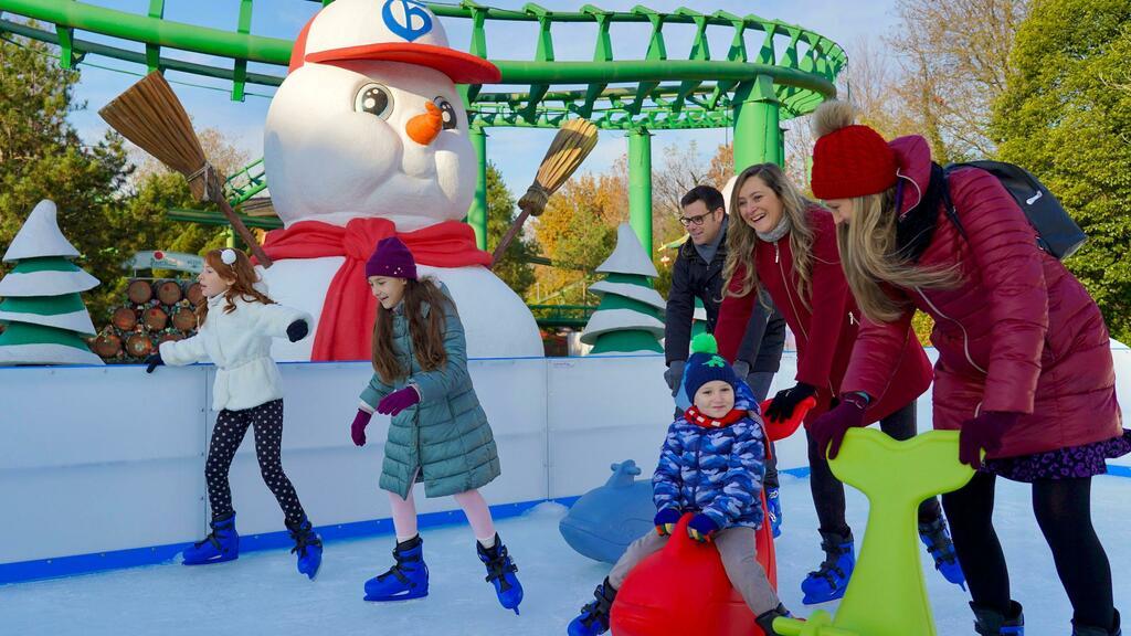 Magic winter a Gardaland, torna la magia del Natal...