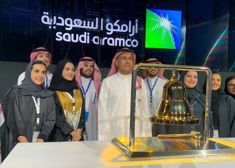 @Breakingviews's photo on Saudi Aramco