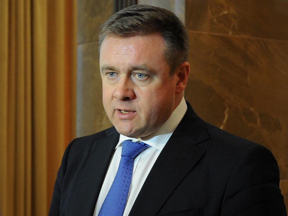 Любимов губернатор рязанской области фото