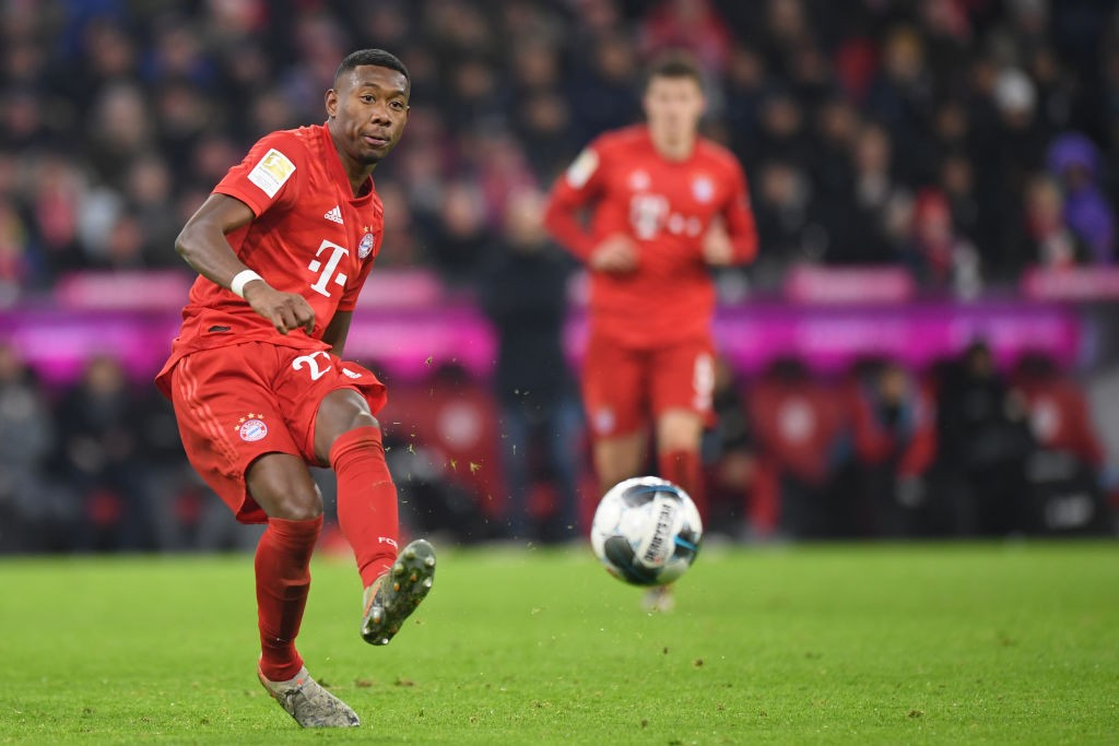 David Alaba: Bayern want to extend his contract and Alaba himself can imagine extending if he gets a pay raise comparable to other leading players (Müller, Neuer). Bayern has competition when it comes to Alaba as agents are intensively offering him to top clubs like Barça & Real.
