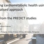 How meaningful is the the mean? Looking forward to presenting our exciting PREDICT results @timspector @Join_ZOE @UCDFoodHealth on Optimising cardiometabolic health using diet - a personalised approach @UCDFoodHealth today.