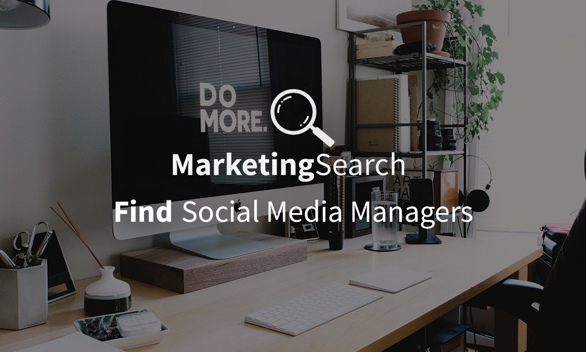 We understand that managing your business' social media accounts can take you away from what you really want to be doing. Let us find you a social media manager. Manage your social media here >>> http://bit.ly/MSearchHome  #SocialMedia #SocialMediaManagers #SocialMediaMarketingpic.twitter.com/hG0VWCyARG
