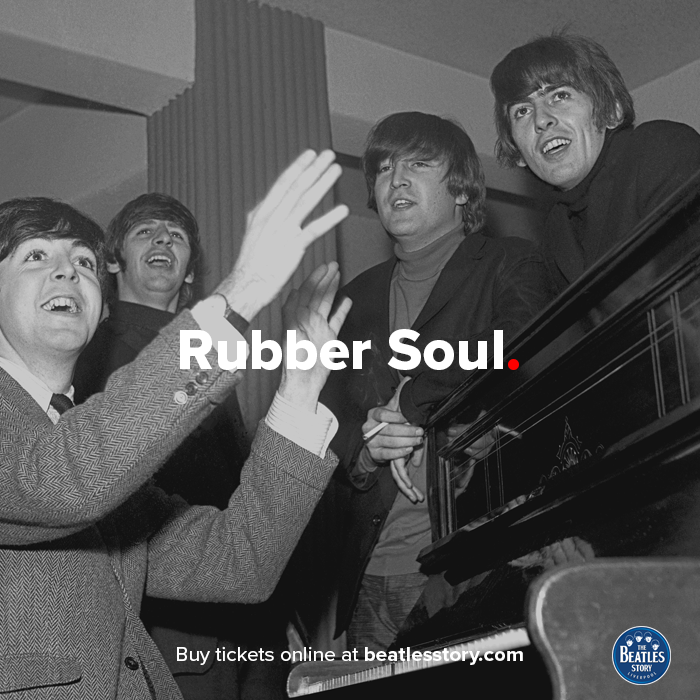 The Beatles sixth album, 'Rubber Soul' started a 42-week run on the UK album chart #OnThisDay in 1965. ✌️🇬🇧