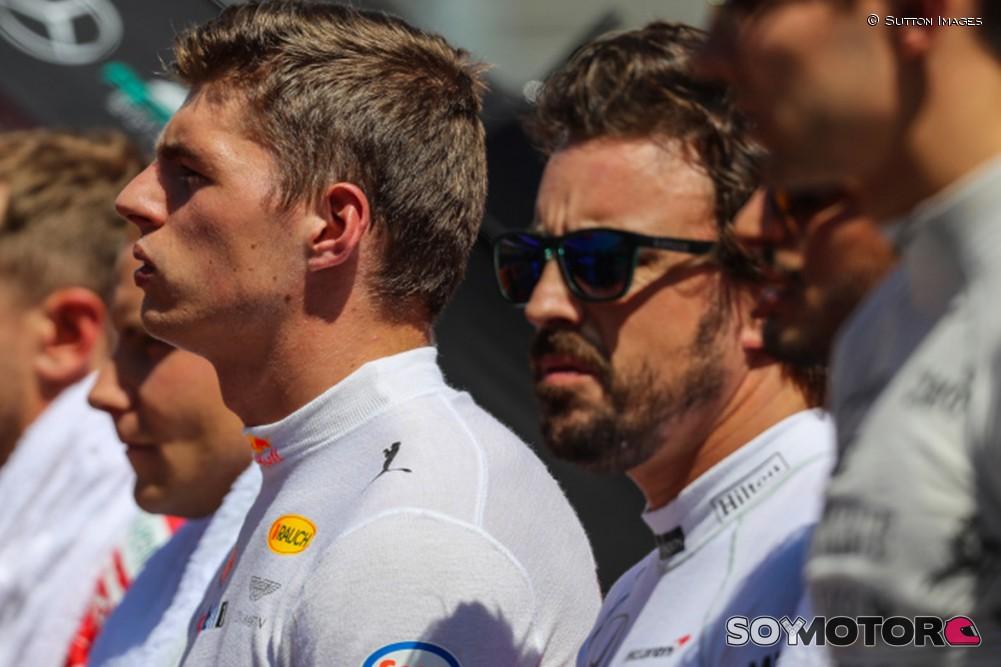 .@Max33Verstappen, sobre Alonso: Ir a un equipo en mal momento no significa que no seas buen piloto - bit.ly/2YE1bZZ #F1