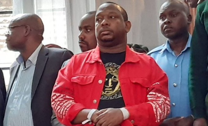 I pity this Man @MikeSonko ! he avoided the #KibraByElection campaigns to appease the Masters BUT Lol they waited for the dust to settle and bounce on Him regardless #MrPresidentSaveSonko<br>http://pic.twitter.com/BHO9uvTWJI