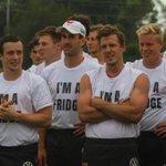 Image for the Tweet beginning: A bit of team fun