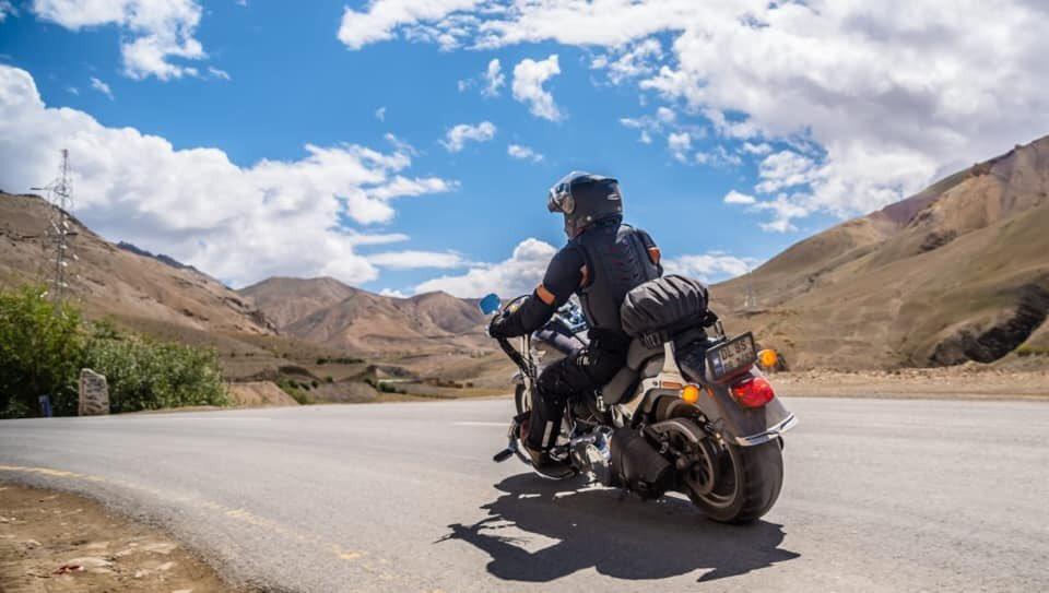 No pass is too high for our motorcycle enthusiasts!  #MountainDiaries #InternationalMountainDay #HarleyDavidson #HarleyDavidsonIndiapic.twitter.com/UlozU3jp37