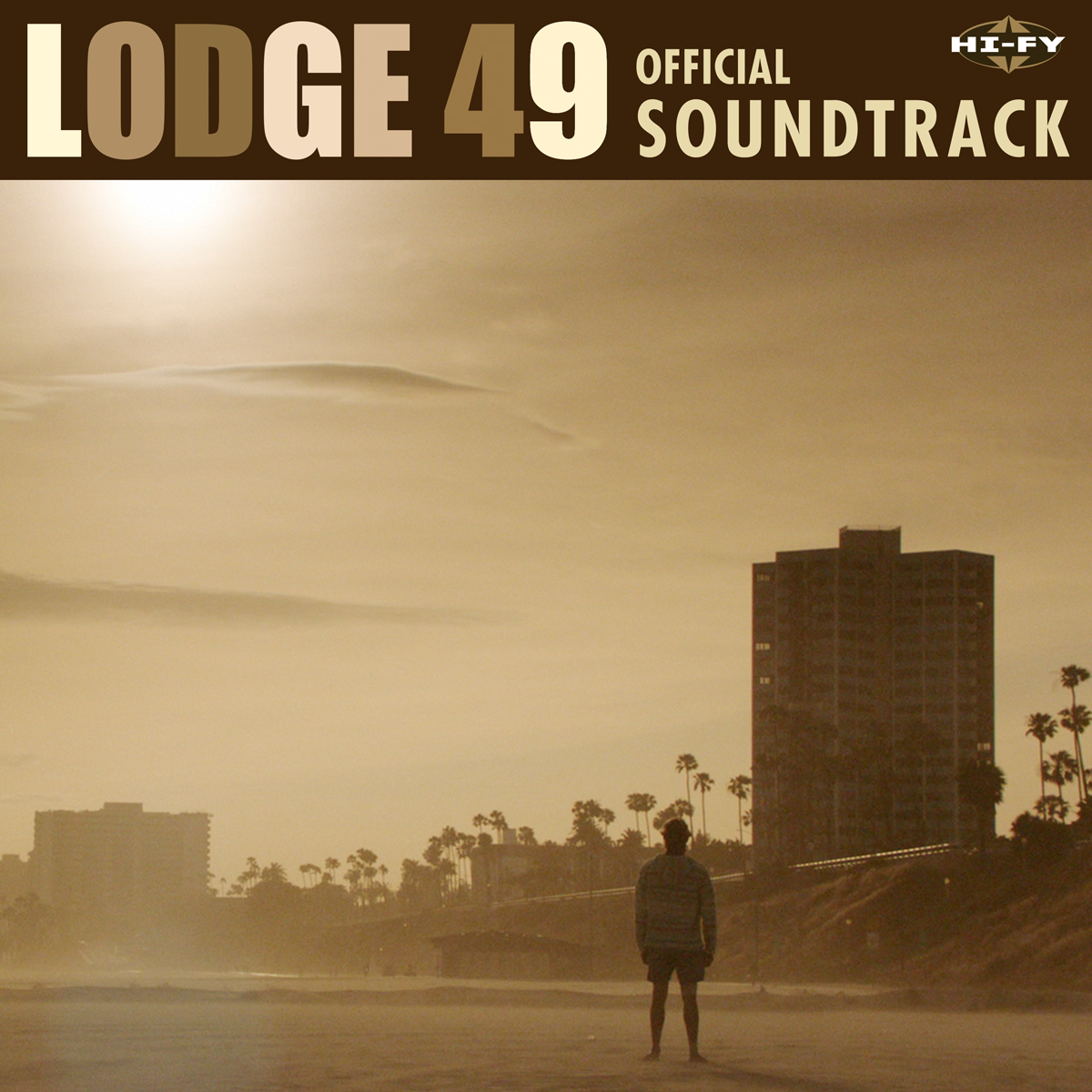 "The great 'Lodge 49' soundtrack is out this week (listen to The Soundcarriers' cover of Scott Walker's ""The Seventh Seal"")  #SaveLodge49"