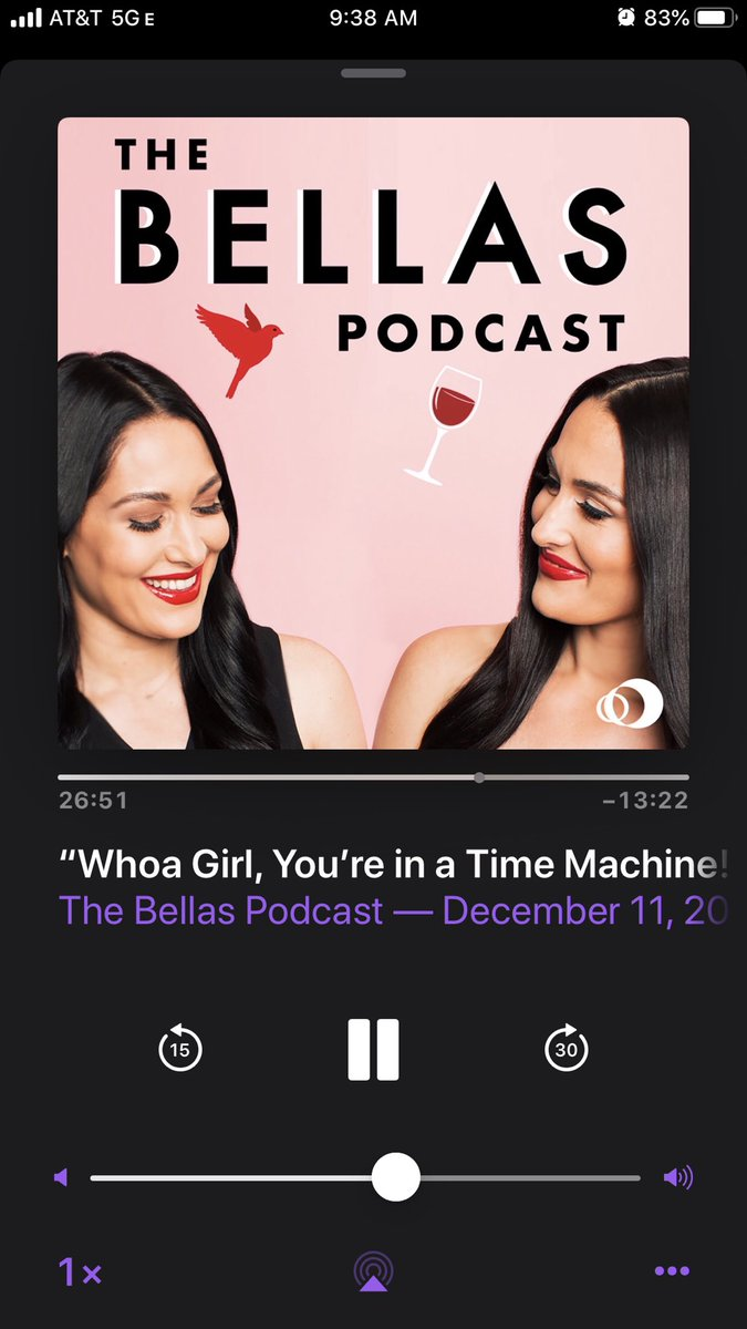 😘😘 ITS WEDNESDAY! Im loving all the Holiday talk! @BellaTwins you simply are the best AND give amazing advice! ❤️#bellaspodcast