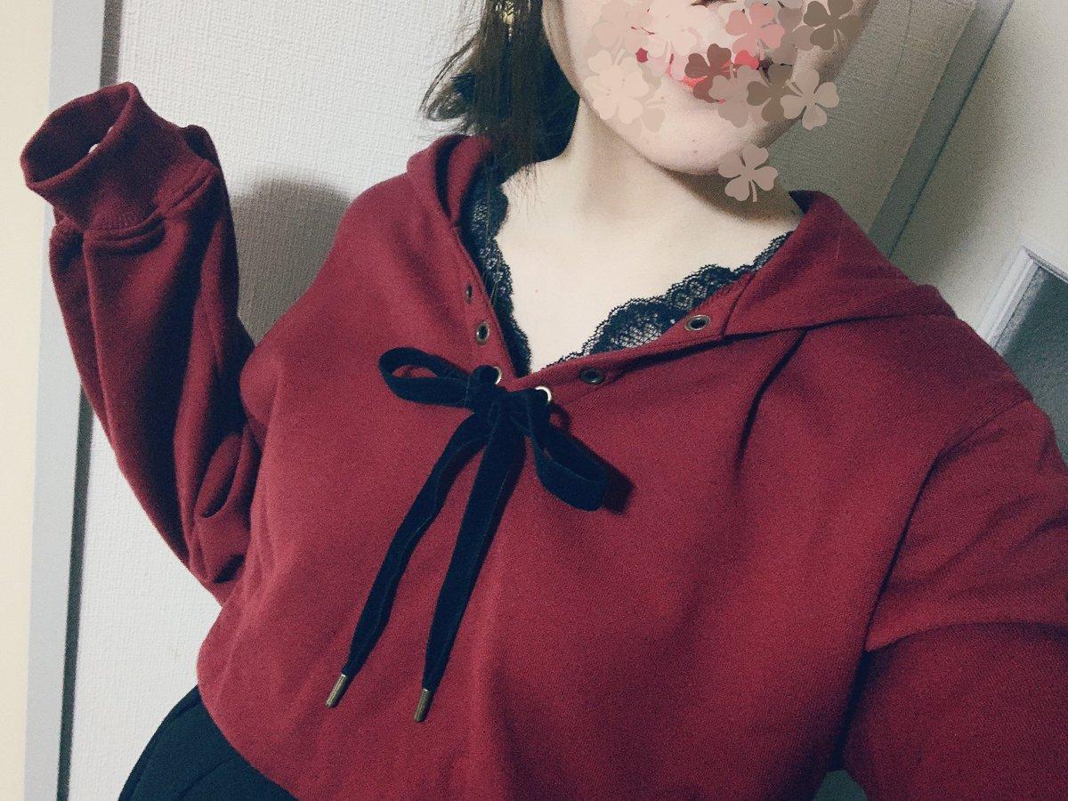 MilleGrapeのお洋服、私の手元にも届いた!ということで色々試して見つけた着こなし紹介〜!パーカーは届いた状態の編み上げ以外でも、紐を外して襟ぐり広いのを活かしてレースのインナーを見せる着方をするとまたイメージが違って可愛いです!編み上げ方も色々種類があるので試してみて下さい〜!