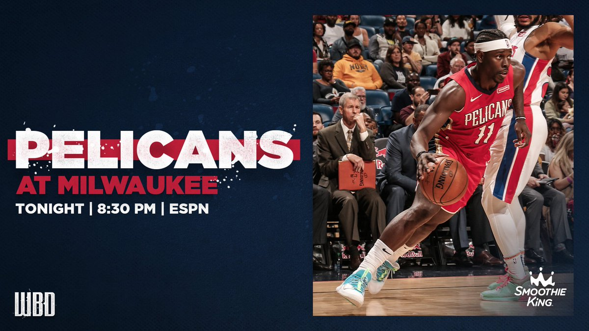 New Orleans Pelicans On Twitter Pelicansgameday In