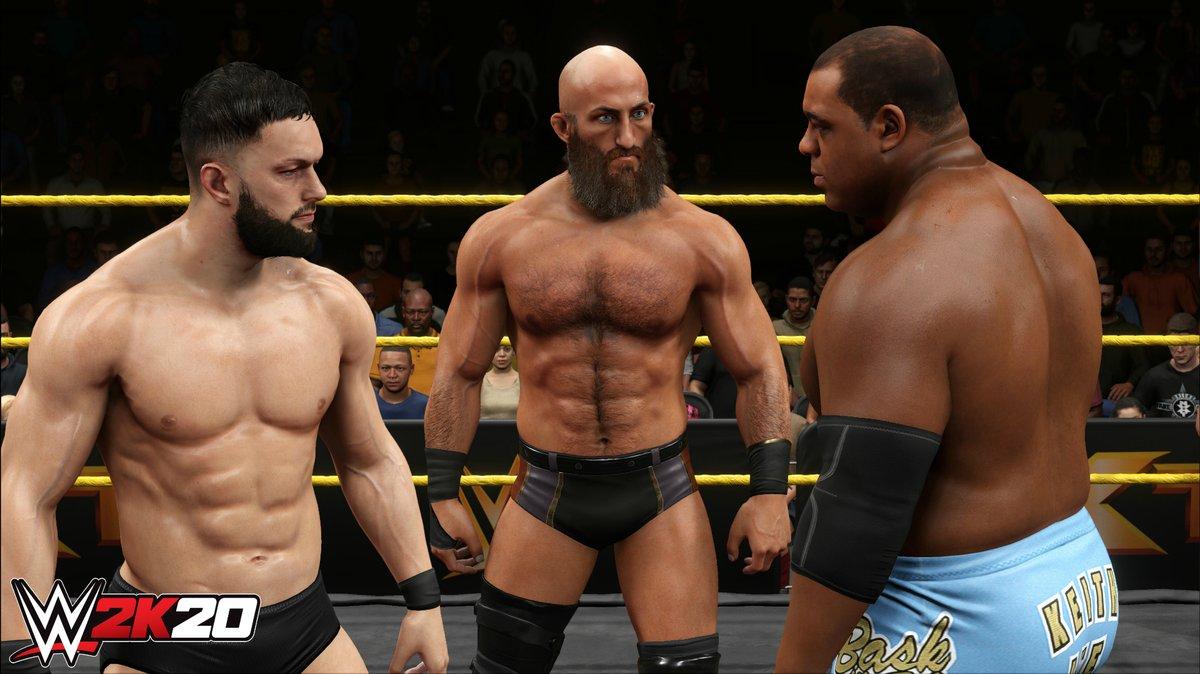 @WWEgames's photo on #WWENXT